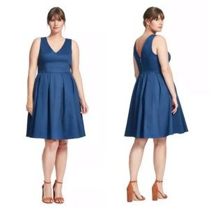 Fervour Modcloth Pleated Timeless Fit Flare Party